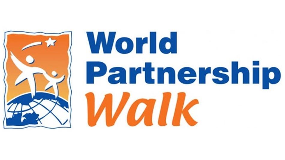 world partnership walk logo